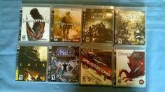 AWESOME #PS3 GAME BUNDLE...PROTOTYPE, #CALLOFDUTY MODERN WARFARE 2 AND MORE!