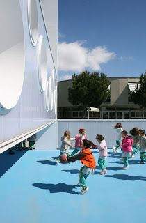 Kindergarten | Masson + Tarsoly Architects