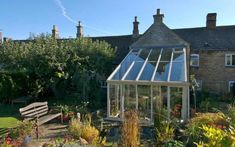 People who would like a glass house should ask themselves 10 questions about   conservatories before they begin, says Ann-Marie Powell