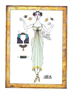 Legacy Pride Opera - Aida by Donald Hendricks