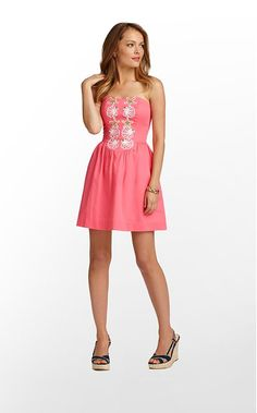 <3 the dark blue one too; Mayfield Dress #lillypulitzer