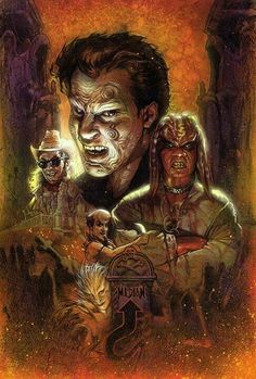 Clive Barker's Nightbreed .. Danny Elfman .. Back From The Dead .. @Neferast