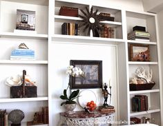 Styling a book case 1