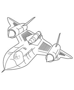 Airplane Coloring Pages To Print For Free Procoloring