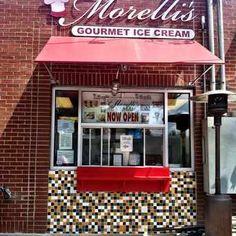 Morelli's Gourmet Ice Cream in Atlanta, GA