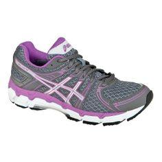 Women's ASICS GEL-Forte Running Shoe - Grey/Purple 7.5