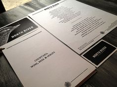 menu design ///