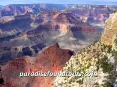 Summertime is the perfect time to visit the #GrandCanyon South Rim.  This tour has no check-in terminals, Comes with breakfast and lunch and at a great price of $85.99 Never any additional fees or taxes ever.  Check it out!  Groovy video too!