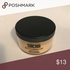 Setting powder by Sacha Buttercup Sasha Cosmetics Makeup