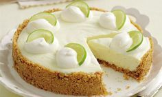 no carb dessert recipes, chestnut dessert recipes, the best dessert recipes - Mary Berry Special Part Two: Lemon and lime cheesecake Easy Cheesecake Recipes, Cheesecake Desserts, Köstliche Desserts, Delicious Desserts, Condensed Milk Cheesecake Recipes, Simple Cheesecake Recipe, Gluten Free Cheesecake, Homemade Cheesecake, Classic Cheesecake