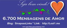 SinapsesLinks 6.700 mensagens publicadas!