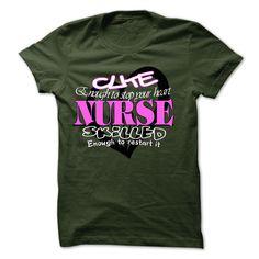 Cute Nurse T Shirt, Hoodie, Sweatshirt