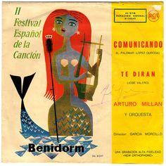 II Festival Espanol de la Cancion * Arturo Millan and Orchestra