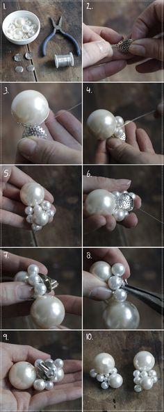 Sarenza.com le blog » DIY de Noël / Jolis Clips par MakeMyLemonade