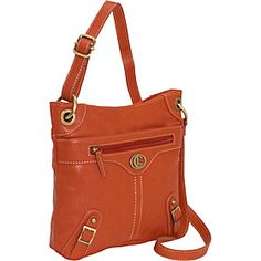 Aurielle-Carryland Via Del Corso X Body - Orange - via eBags.com!