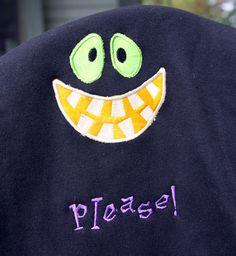 Frankenstein Halloween Dog Hoodie by MissNikkiDesigns on Etsy, $32.99