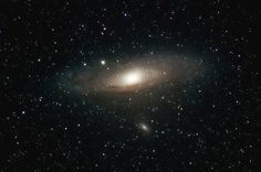 Great Spiral Nebulae in Andromeda  Albany, Missouri