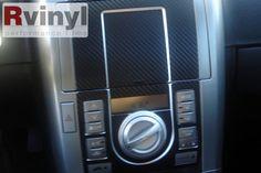 The 2005 – 2010 Scion tC – Dash Kit Installation Examples | Rvinyl Aftermarket Blog #Scion #tC #Dash KIt #CustomDashKits #Installation. Carbon fiber for front radio