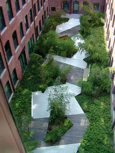 The Court Square Press by Landworks Studio « Landscape Architecture Works | Landezine