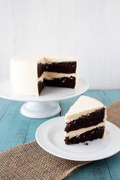 Guinness Chocolate Cake with Irish Buttercream | Handle the Heat