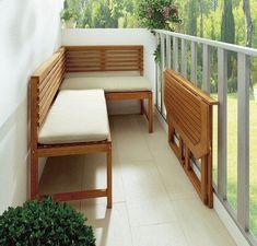Balcony furniture for a narrow balcony Unique Balcony Furniture For Small Balcony Fresh Home is grea Narrow Balcony, Small Balcony Design, Tiny Balcony, Small Balcony Decor, Small Apartment Design, Apartment Balcony Decorating, Apartment Balconies, Cool Apartments, Small Patio