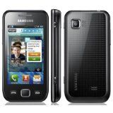 """Brand New Unlocked Samsung Wave 575 GT-S5750E Black GSM Quad Band G3 Ready In Original Box Smartphone Bada OS (Wireless Phone Accessory) newly tagged """"samsung"""" at $109.99"""