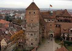 Nuremberg, Germany #Kaiserbrug #bavaria