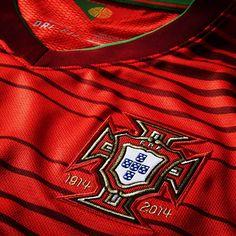 Portugal's World Cup 2014 Uniform