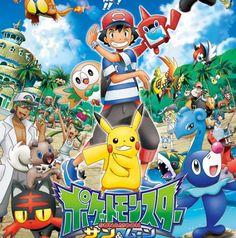 Teaser de anime de Pokémon Sun e Moon é revelado