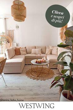 Sofas, India Jane, Boho Home, Living Room Furniture, Lounge, Interior Design, Table, Dom, Home Decor