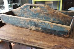 .would love this...beautiful blue patina