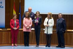 royalwatcher:  Queen Letizia presided over the celebration for the 25th anniversary of the establishment of the National Transplant Organization (ONT), October 22, 2014