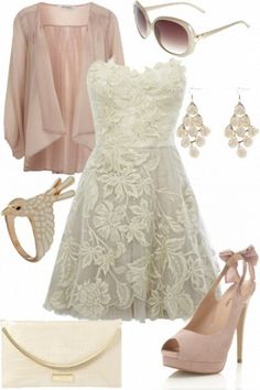 It's really nice, I would like to say I would wear this, but I probably wouldn't. I love it though...