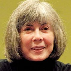 Happy Birthday Anne Rice! She turns 71 today...