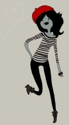 Sexy Marceline by Nasuki100 on DeviantArt