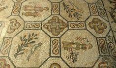 Mosaici Basilica_interno Aquileia
