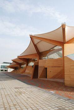 Norway Pavilion for Shanghai World Expo 2010