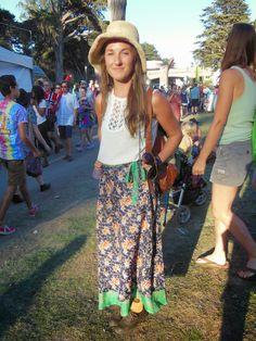 Fashion Flight: 野外フェスでStreet Snaps! @ Bluegrass Music Festival, Golden Gate park, San Francisco  ヨーロッパ ノスタルジー フェスファッション