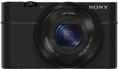 Sony DSC-RX100 20.2 MP Exmor CMOS Sensor Digital Camera with 3.6x Zoom --- http://www.amazon.com/Sony-DSC-RX100-Sensor-Digital-Camera/dp/B00889ST2G/?tag=sanj21-20