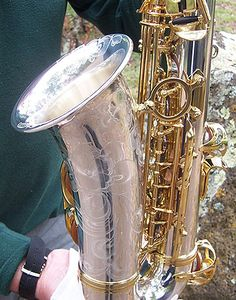 Yanagisawa 9937 silver saxophone is not plated it is a real silver saxophone....