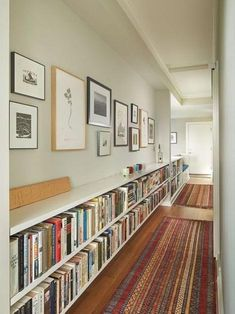 Over 45 comfortable bookshelves design enhance beauty family room . Over 45 comfortable bookshelves design enhance beauty family room Home, Bookshelf Design, Home Library, Bookshelves Diy, House Design, Family Room, Bookshelves, Room Design, Hallway Decorating