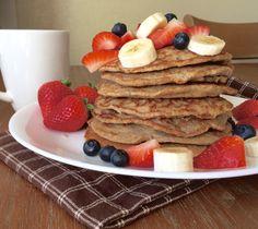 The Best Vegan Cinnamon Pancakes Recipe