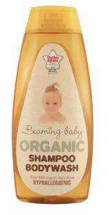 Hypoalergiczny żel do mycia ciała i włosów Beaming Baby 250 ml Toddlersi