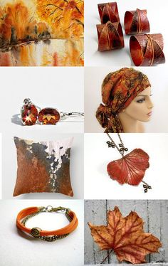 Autumn Falling : a seasonal collection