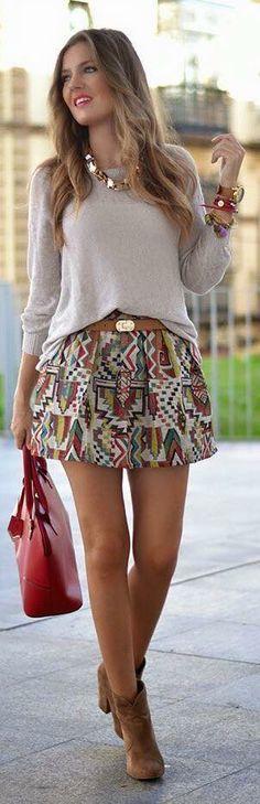 #botas #falda #outfit #cafe
