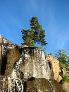 "Waterfall ""Kotka"""