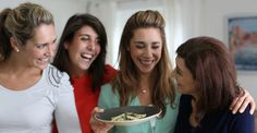 My exclusive interview with The Chiappa Sisters of the UK Channel 4's 'Simply Italian' cooking show. Enjoy!