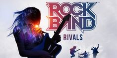 E3 2016 - Rock Band Rivals Announced, Priced - http://techraptor.net/content/e3-2016-rock-band-rivals-announced-priced | Gaming, News