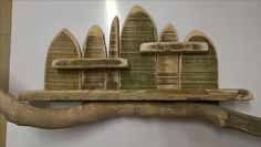 Solid and Thick Driftwood