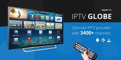 Your Ultimate IPTV Provider with 3400+ channels